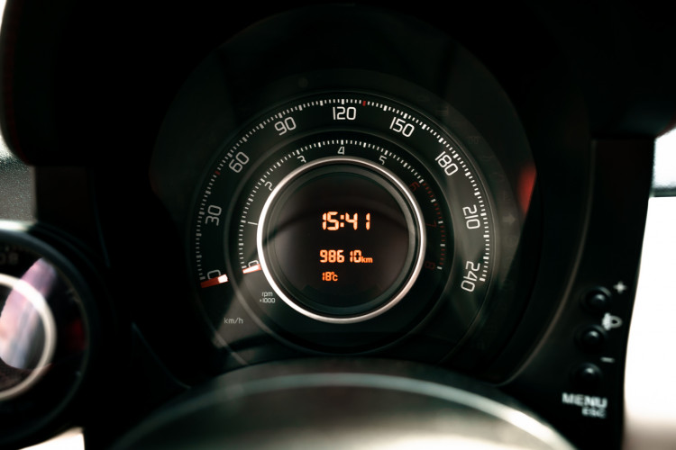 2009 Fiat abarth 500 25