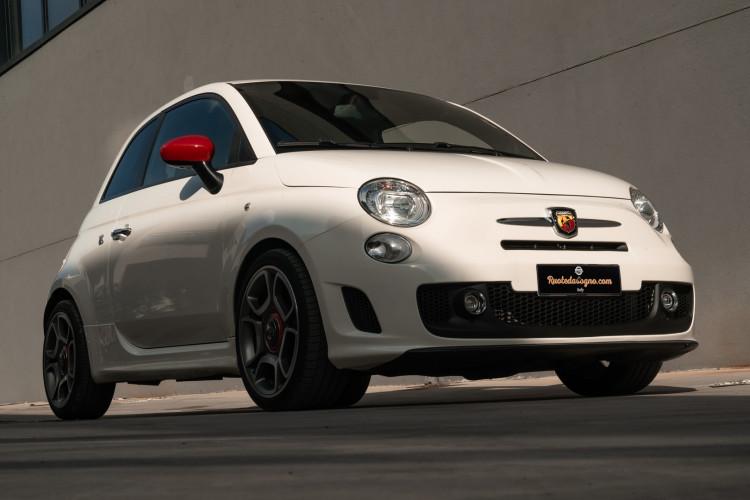 2009 Fiat abarth 500 0