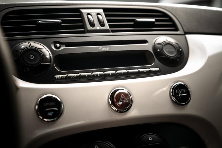 2009 Fiat abarth 500 33
