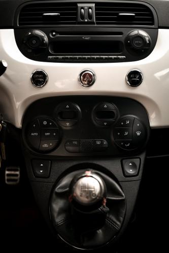 2009 Fiat abarth 500 19