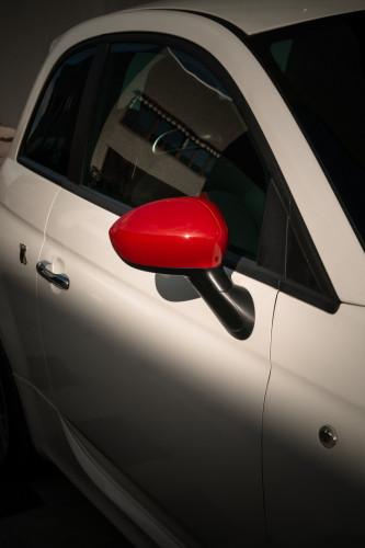 2009 Fiat abarth 500 9