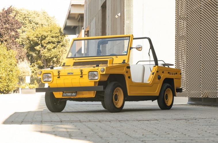 1977 FIAT 126 Jungla Savio 0