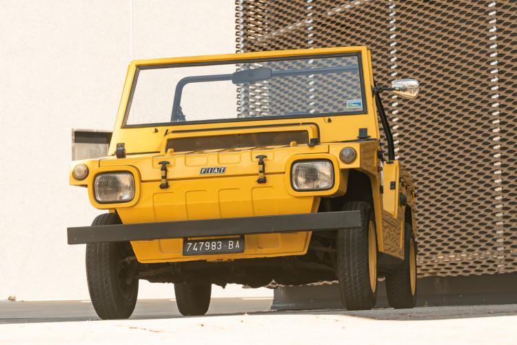 1977 FIAT 126 Jungla Savio 5