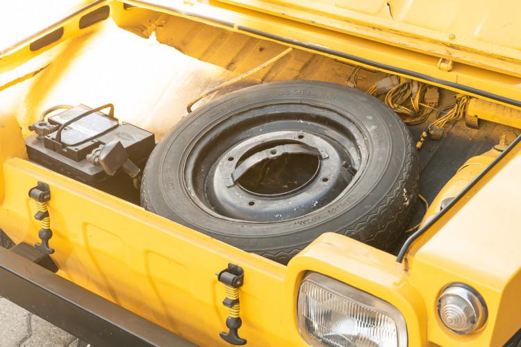 1977 FIAT 126 Jungla Savio 40