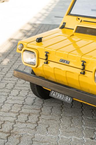1977 FIAT 126 Jungla Savio 6