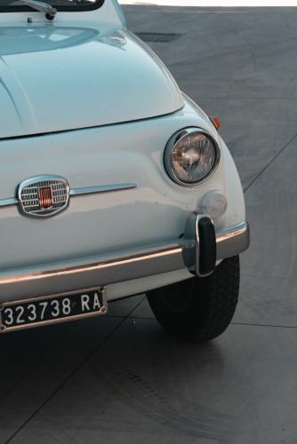 1967 Fiat 500 F 4