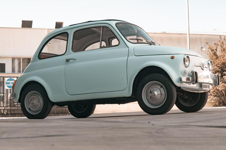 1967 Fiat 500 F 7