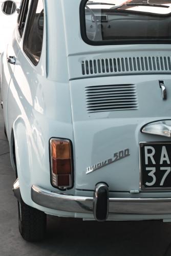 1967 Fiat 500 F 9