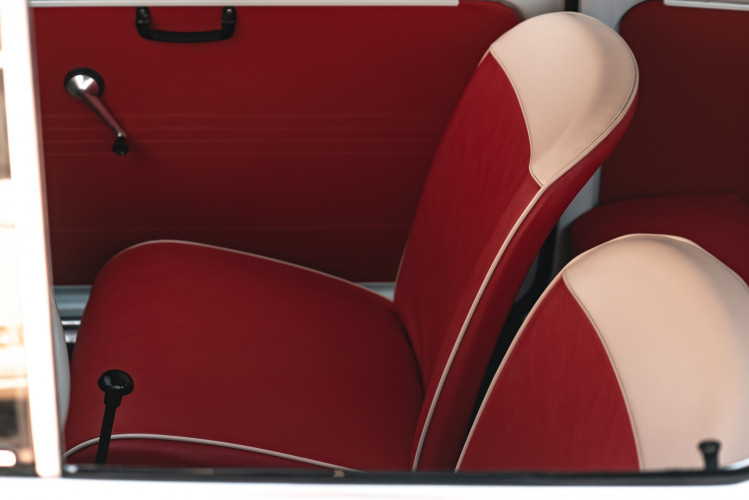 1967 Fiat 500 F 20