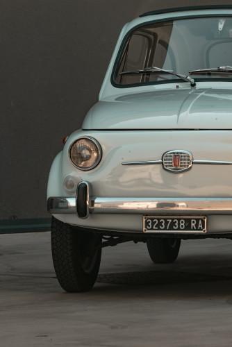 1967 Fiat 500 F 3