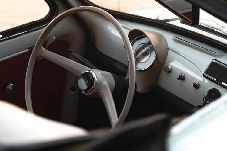 1967 Fiat 500 F 17