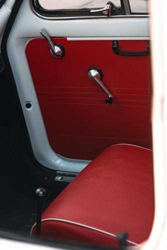 1967 Fiat 500 F 33