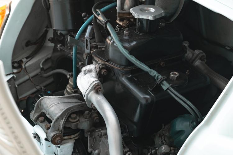 1967 Fiat 500 F 36