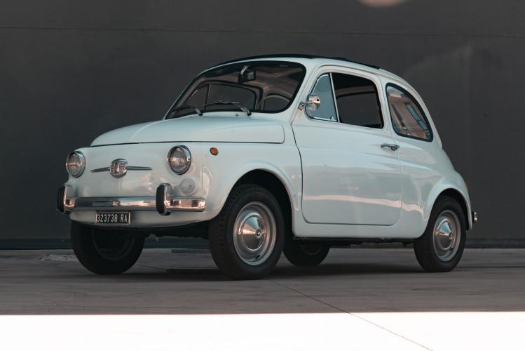 1967 Fiat 500 F 0