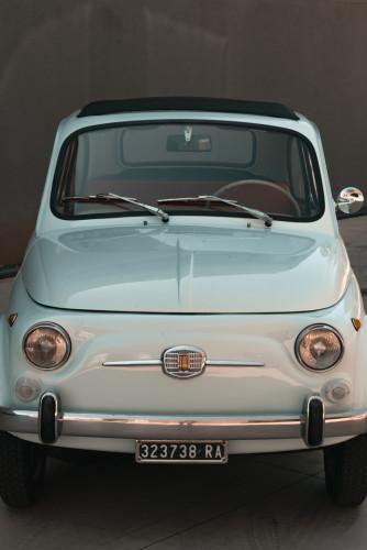 1967 Fiat 500 F 5