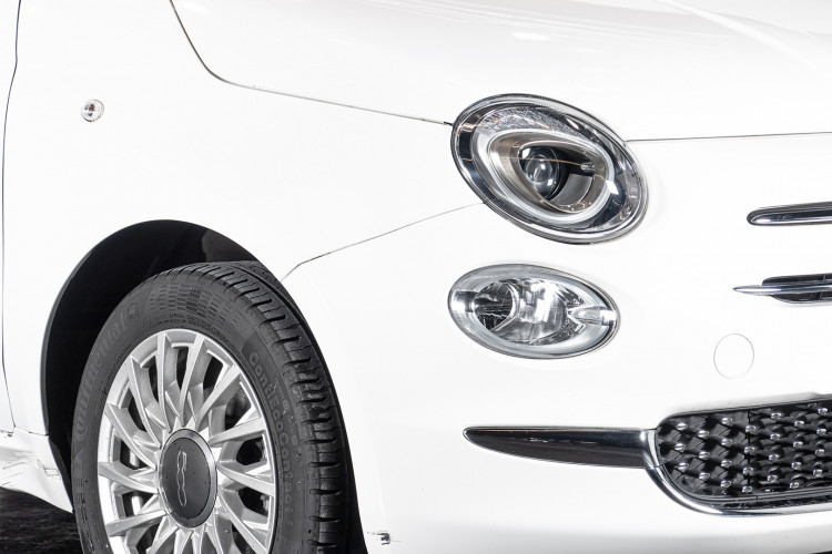 2017 FIAT 500 9