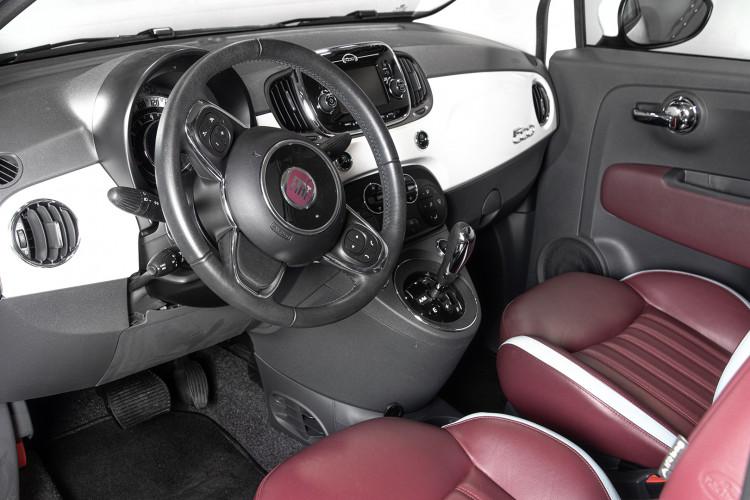 2017 FIAT 500 14