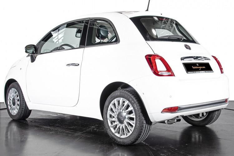 2017 FIAT 500 5