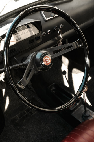 1969 Fiat 500 L 9