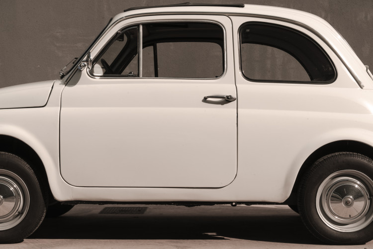 1969 Fiat 500 L 32