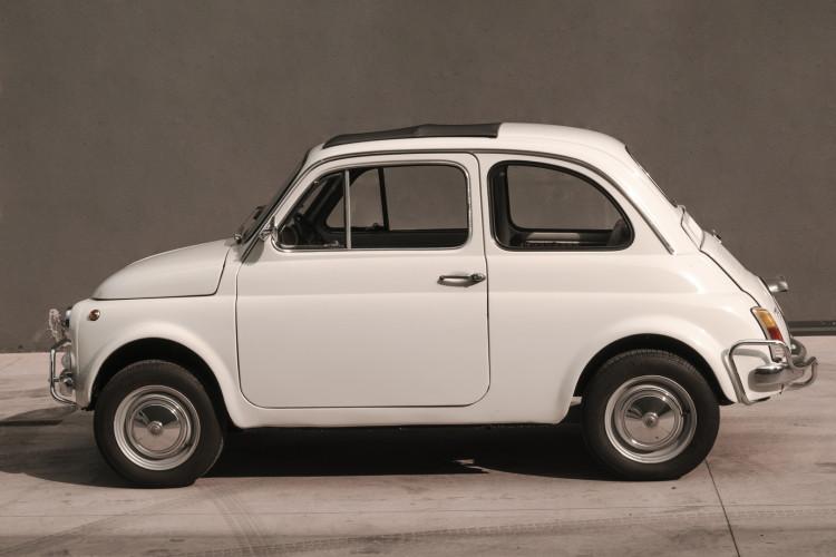 1969 Fiat 500 L 4