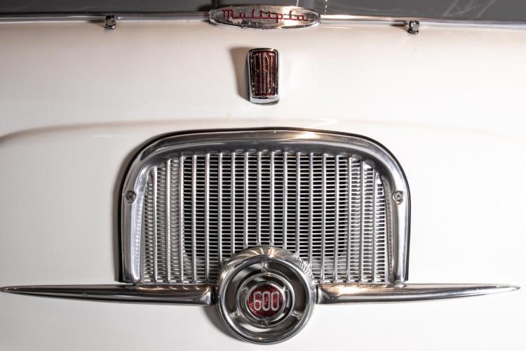 1963 FIAT 600 D MULTIPLA 13