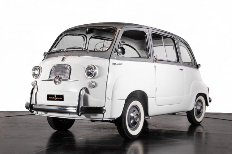 1963 FIAT 600 D MULTIPLA 0