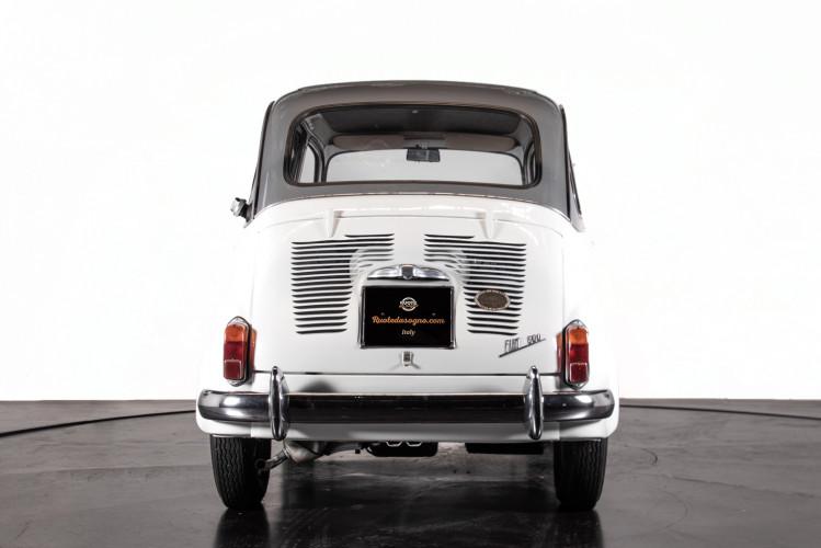 1963 FIAT 600 D MULTIPLA 3