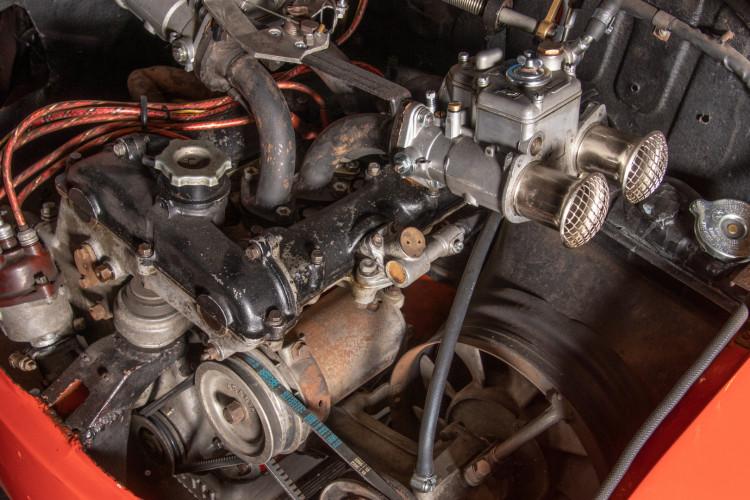 1960 Fiat Abarth 750 Bialbero record Monza 23