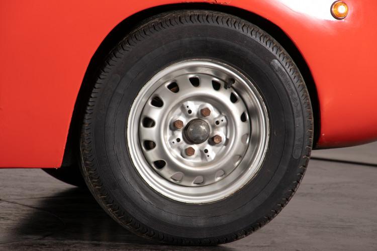 1960 Fiat Abarth 750 Bialbero record Monza 9