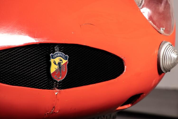 1960 Fiat Abarth 750 Bialbero record Monza 11