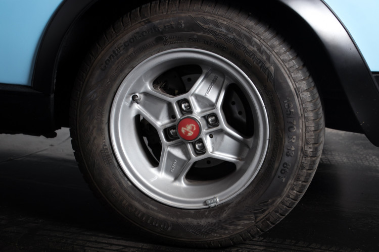 1973 Fiat 124 sport rally Abarth 6