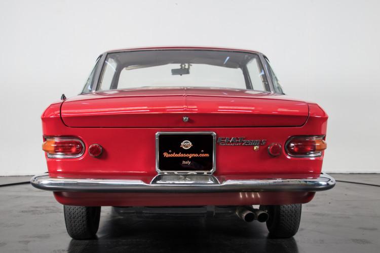 1963 Fiat 2300 S coupè 6
