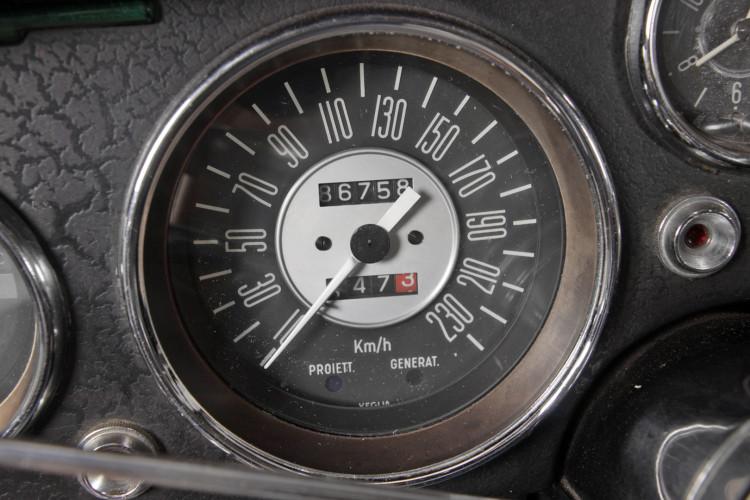1963 Fiat 2300 S coupè 22