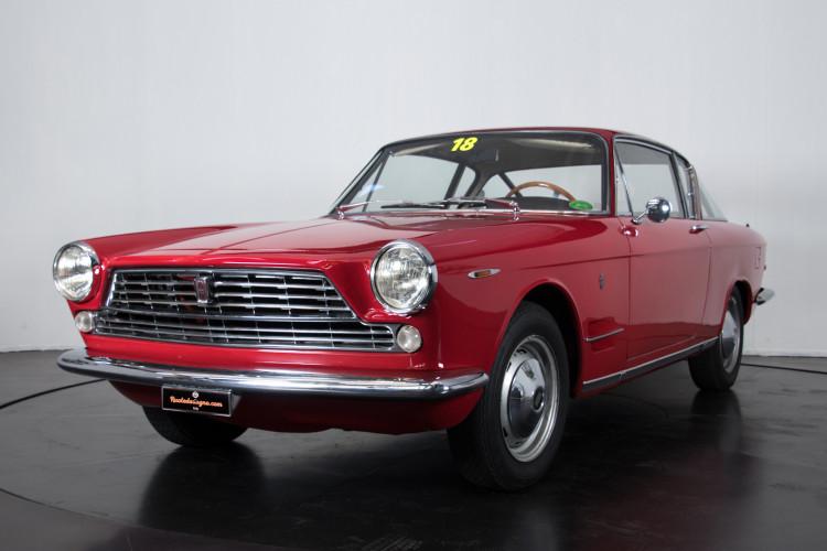 1963 Fiat 2300 S coupè 0