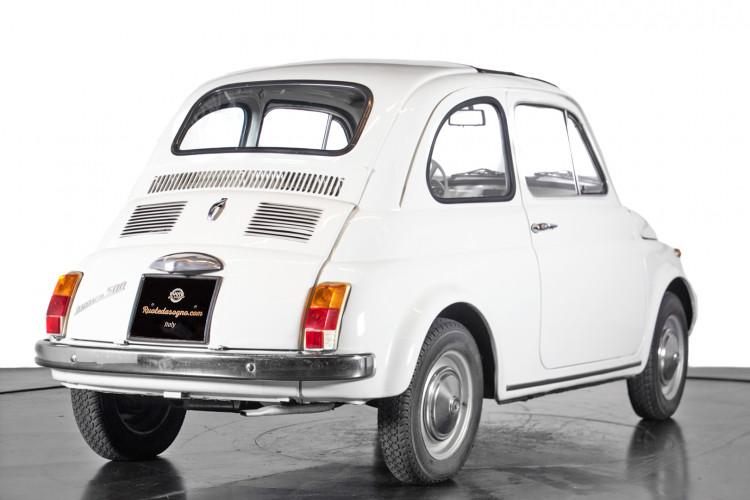 1967 FIAT 500 F 1