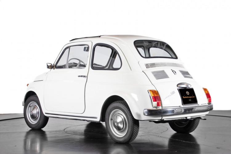 1967 FIAT 500 F 8