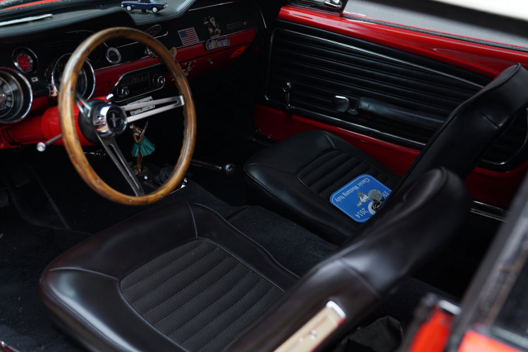 1968 Ford Mustang Convertible 76 A 8