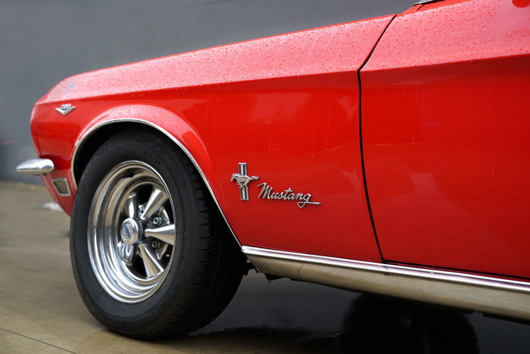 1968 Ford Mustang Convertible 76 A 3