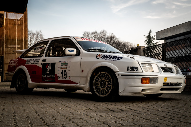 1986 Ford Sierra RS Cosworth 0