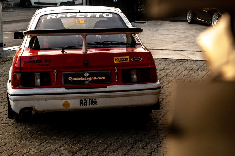 1986 Ford Sierra RS Cosworth 26