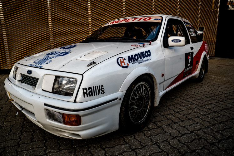 1986 Ford Sierra RS Cosworth 29