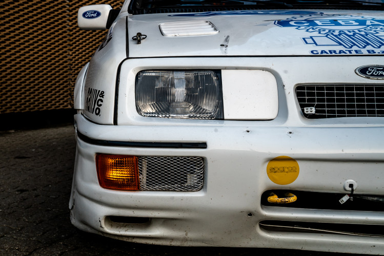 1986 Ford Sierra RS Cosworth 30