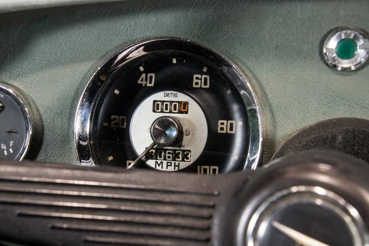 1960 AUSTIN-HEALEY SPRITE FROG EYE 33