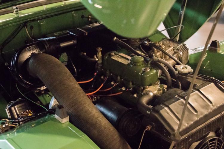 1960 AUSTIN-HEALEY SPRITE FROG EYE 38