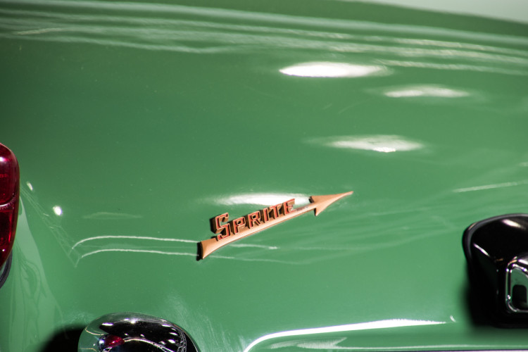 1960 AUSTIN-HEALEY SPRITE FROG EYE 20