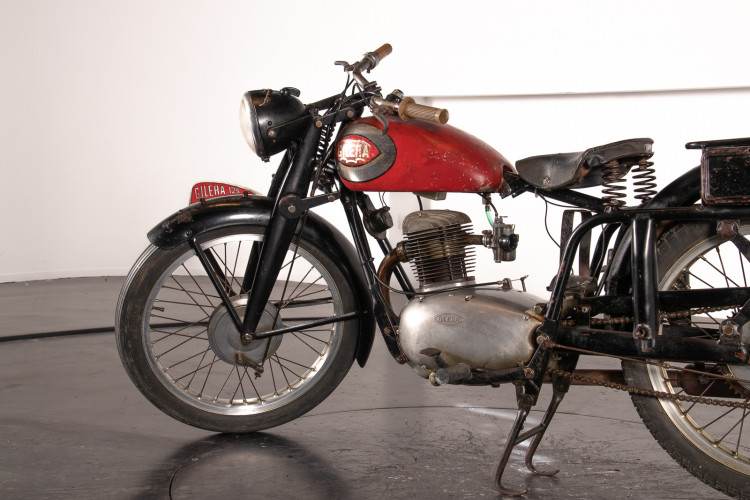 1951 Gilera 125 24