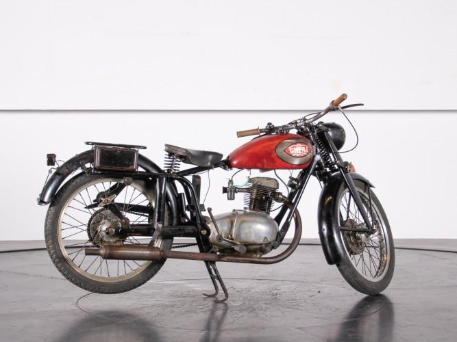 1951 Gilera 125 4