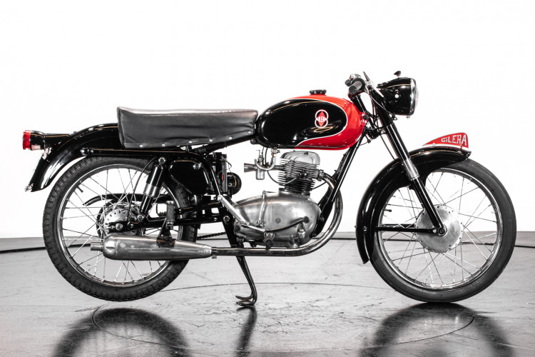 1960 Gilera 150 3