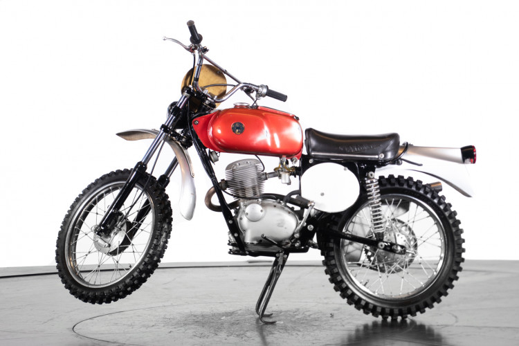 1970 GILERA 124 5V REGOLARITà COMP 11